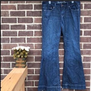 AE 77 Flare bottom Jeans